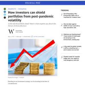 How investors can shield portfolios from post-pandemic volatility